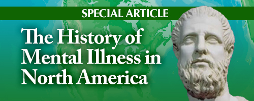 A interesting article about the history of mental health in North America