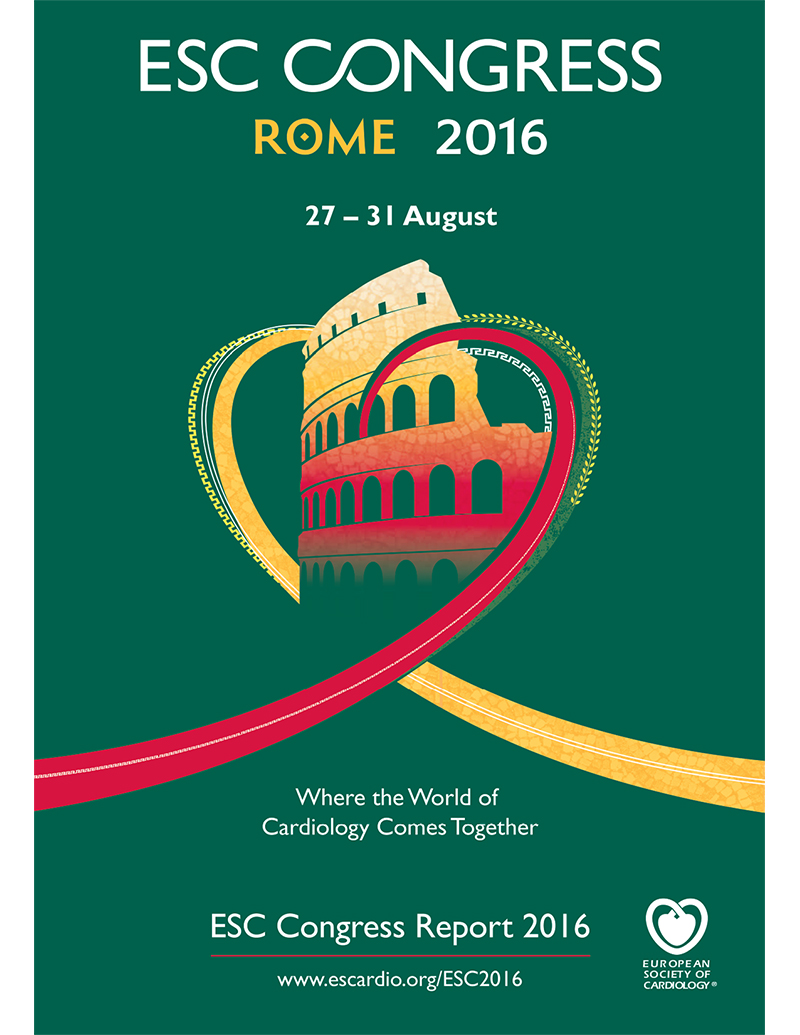 Annual congress report for European Society of Cardiology